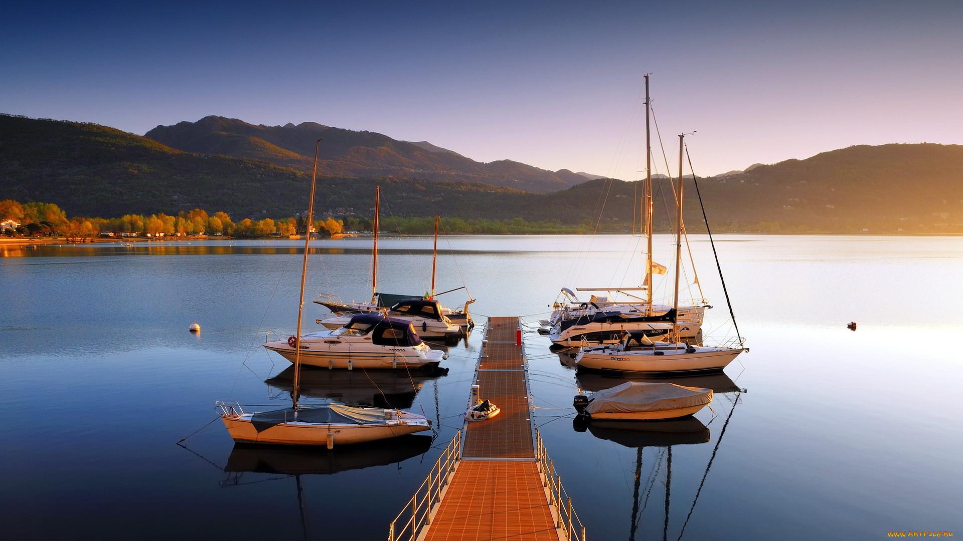 красивые картинки на рабочий стол лодки всего узловая